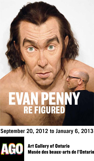 Evan Penny RE FIGURED – AGO